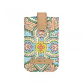 Oilily | Smartphone etui | Canal Blue