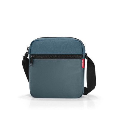 Reisenthel | UY Crossbag | Canvas Blue