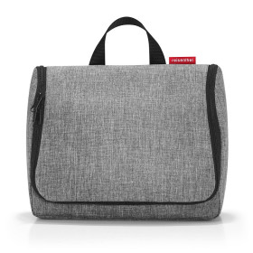 Reisenthel | WO Toiletbag XL | Twist Silver