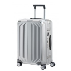 Samsonite | Lite-Box Alu Spinner | Aluminium