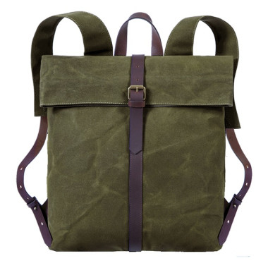 Saccoo | 44407 Bergen canvas | Green