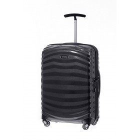 Samsonite | Lite- Shock Spinner | Black 55 cm