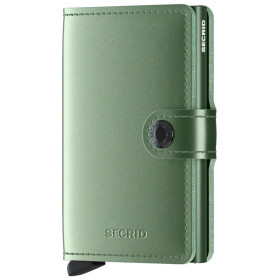 Secrid | Miniwallet Metallic | Green
