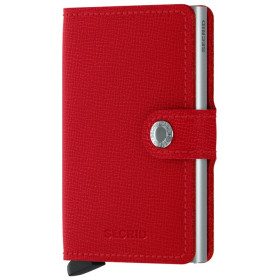 Secrid | Miniwallet Crisple | Red