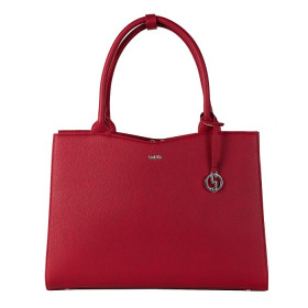 Socha Business Bags | Straight Line | Red