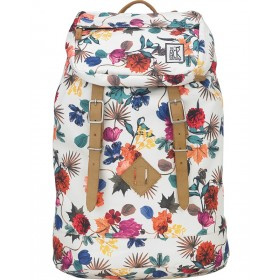 The Pack Society | Premium Backpack | Multicolor Flowers