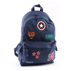 Skooter | 421.8127 Badge and Patch | Blauw
