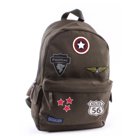 Skooter | 421.8127 Badge and Patch | Groen