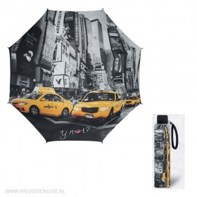 YNot? Paraplu | Super Mini | City New York Taxi