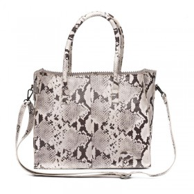 Zebra Trends | Natural Bag Lisa | Python