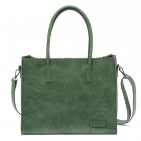 Zebra Trends | Natural Bag Lisa | Green