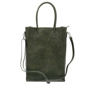 Zebra Trends | Natural Bag Rosa XL | Groen