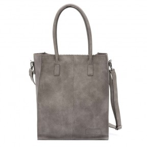 Zebra Trends | Natural Bag Rosa | Grey